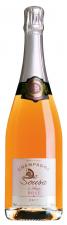 De Sousa Champagne Tradition Brut rosé