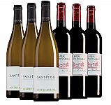Proefpakket bijzondere Franse wijnen april (6 flessen)