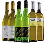 Proefpakket wijn bij mosselen 6 flessen (3x2 fl.)