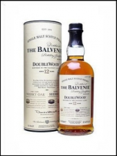 Balvenie single malt 12 years Double Wood