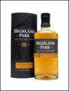 Orkney Highland Park single malt 12 years