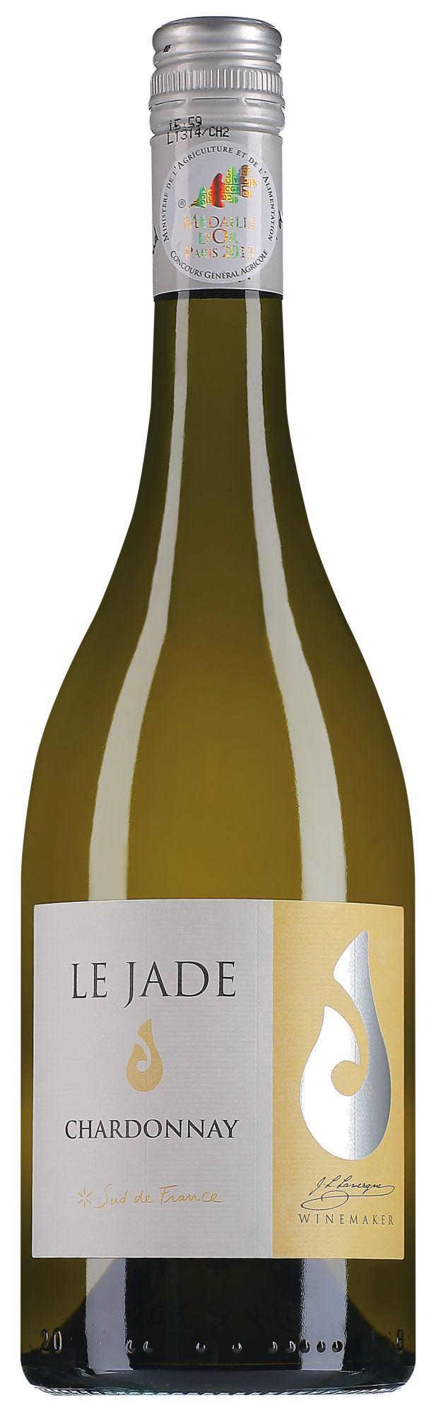 Le Jade Pays d'Oc Chardonnay