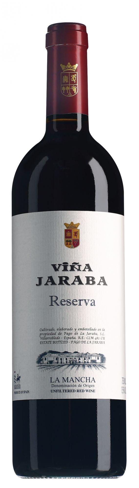 Viña Jaraba La Mancha Reserva