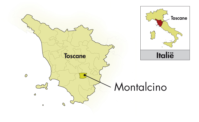 Castello Romitorio Brunello di Montalcino