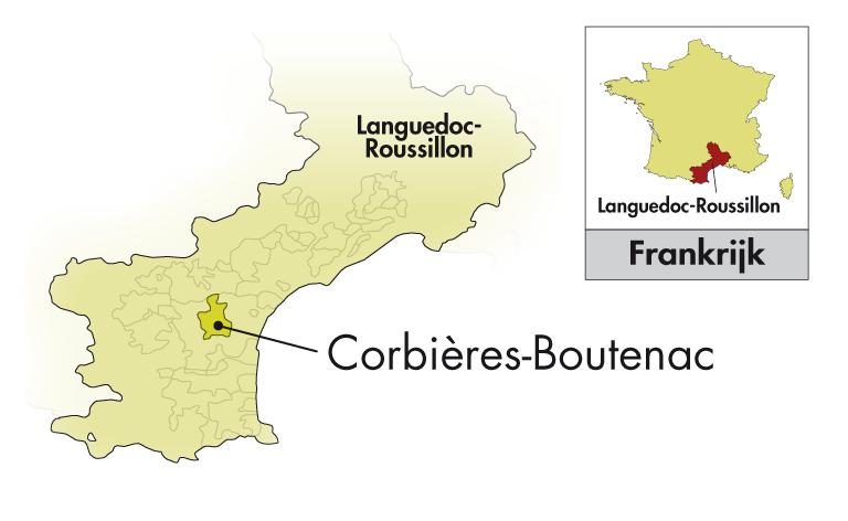 Le Champ des Murailles Corbières-Boutenac Via Nostra
