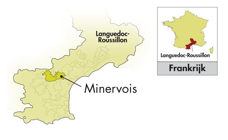 Château Cesseras Minervois Cuvée Olric