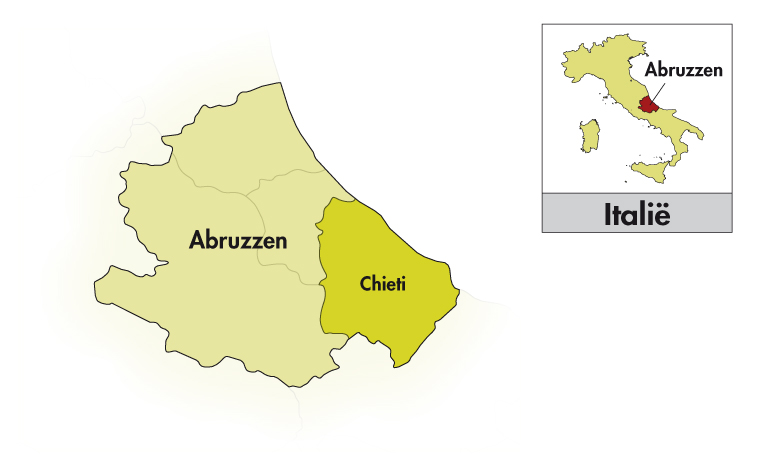 Tenuta Giuliano Montepulciano d'Abruzzo magnum