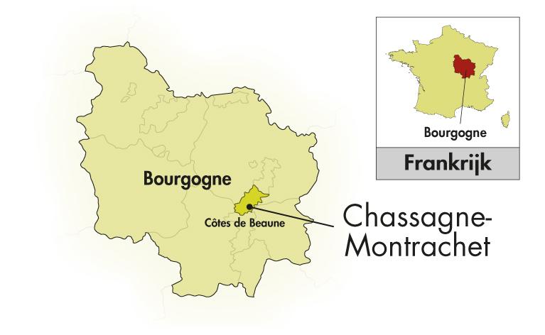 Domaine Sylvain Langoureau Chassagne-Montrachet Les Houillères