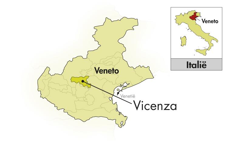 Colli Vicentini Vicenza Torre dei Vescovi Garganego