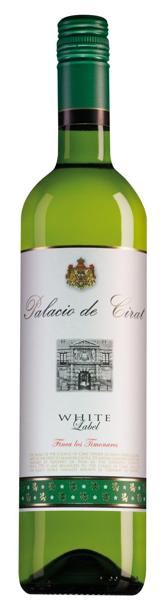 Palacio de Cirat Almansa White Label Verdejo-Sauvignon Blanc