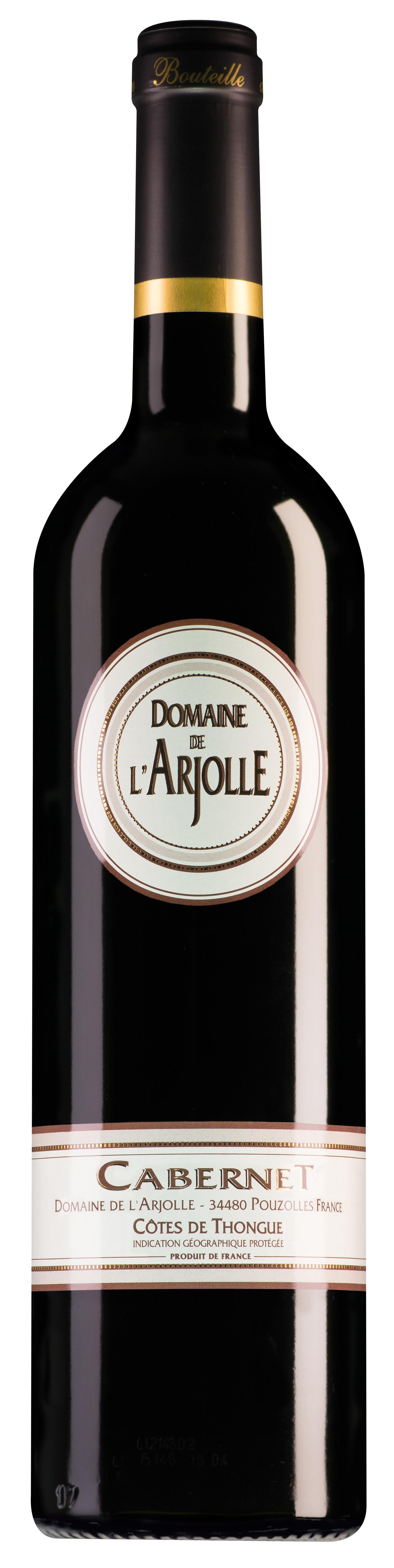 Domaine de l'Arjolle Côtes de Thongue Cabernet