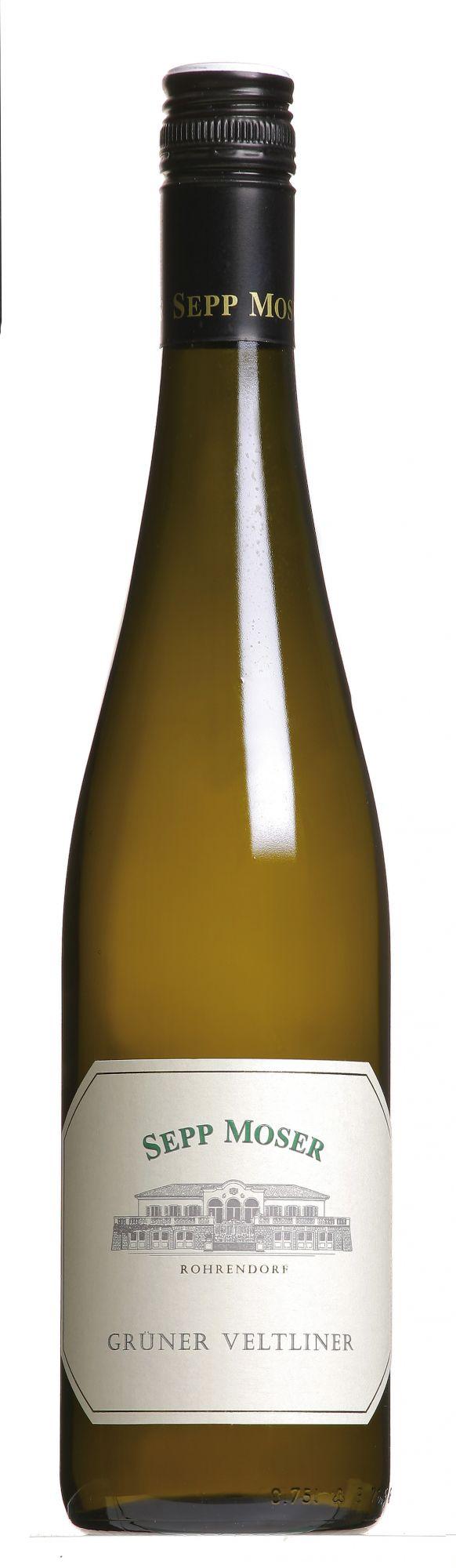 Sepp Moser Auslese Pinot Blanc