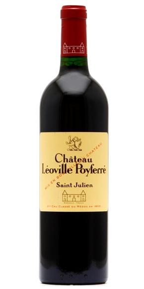 Château Léoville Poyferré St. Julien Deuxième Cru Classé du Médoc