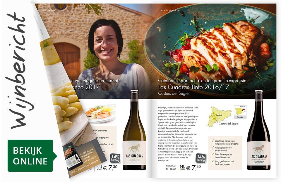 Online wijnbericht mei 2018