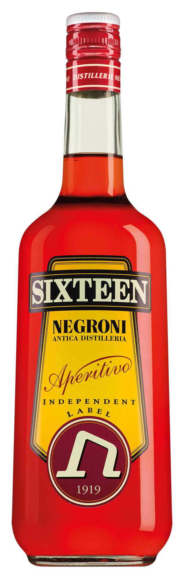 Negroni 16 ( sixteen )