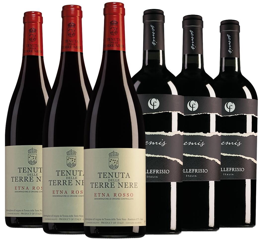 Proefpakket bijzondere wijnen november (2x3 flessen)