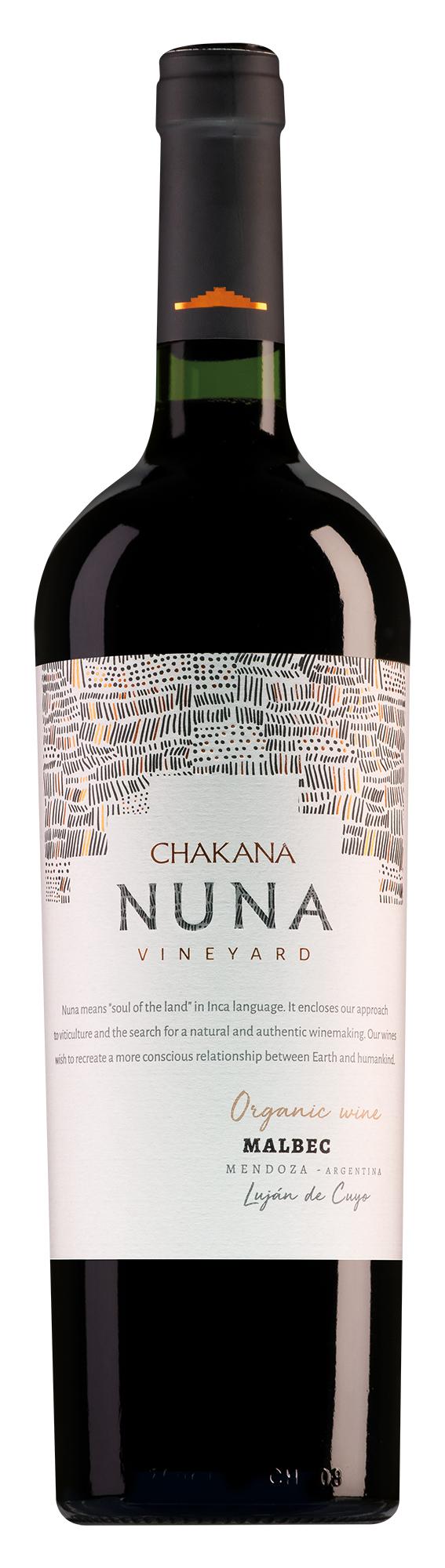 Chakana Mendoza Nuna Estate Malbec