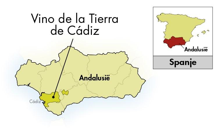 Bodega Tesalia Vino de la Tierra de Cádiz ARX