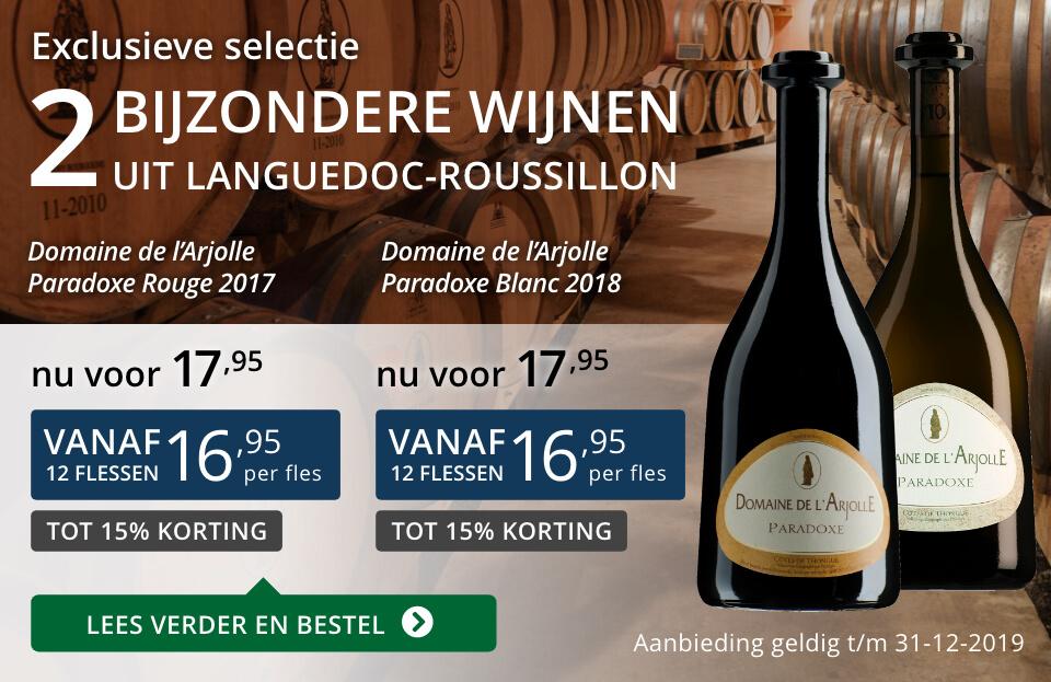 Twee bijzondere wijnen december 2019-blauw
