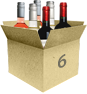Proefpakket biologische wijn
