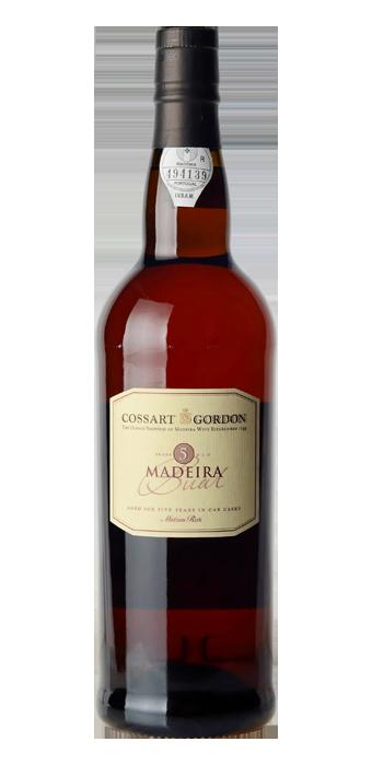 Cossart Gordon Madeira Bual 5yr