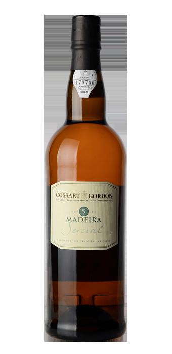 Cossart Gordon Madeira Sercial 5yr