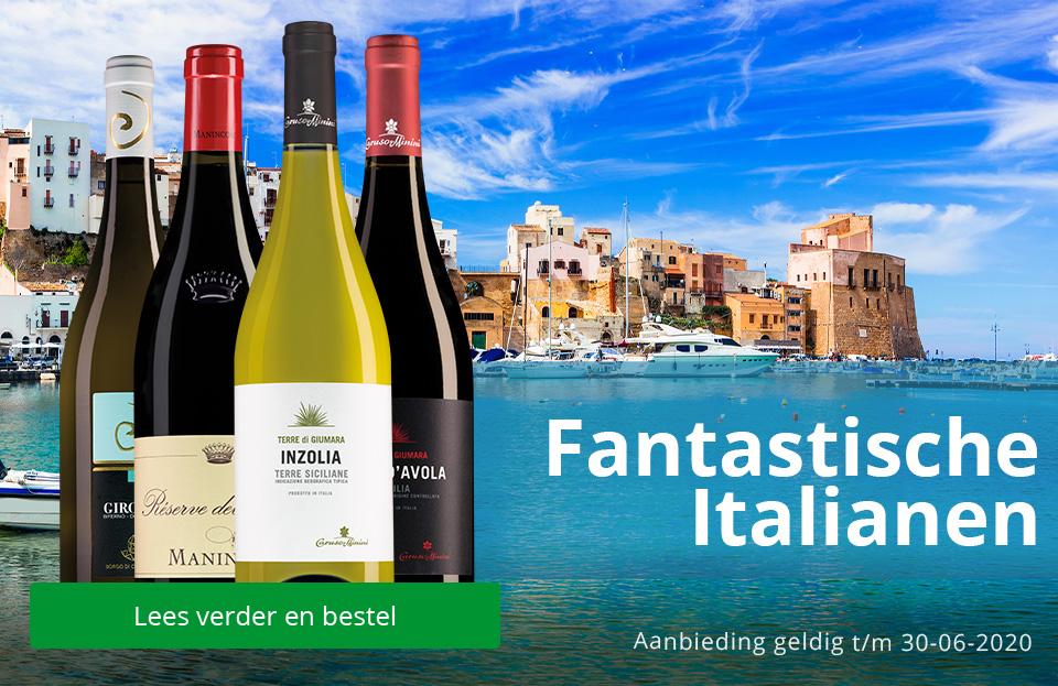 Fantastische Italianen