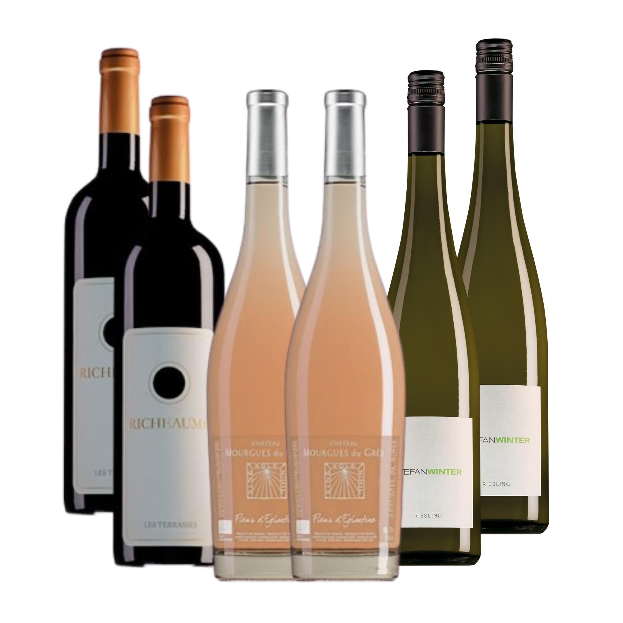 Hittegolf Wijnpakket