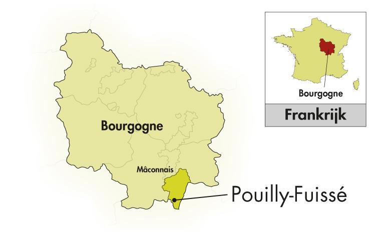 Domaine La Soufrandise Pouilly-Fuisse Levrouté
