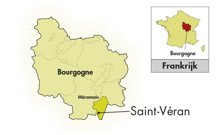 Domaine Jacques Saumaize Saint-Véran La Vieille Vigne des Crêches