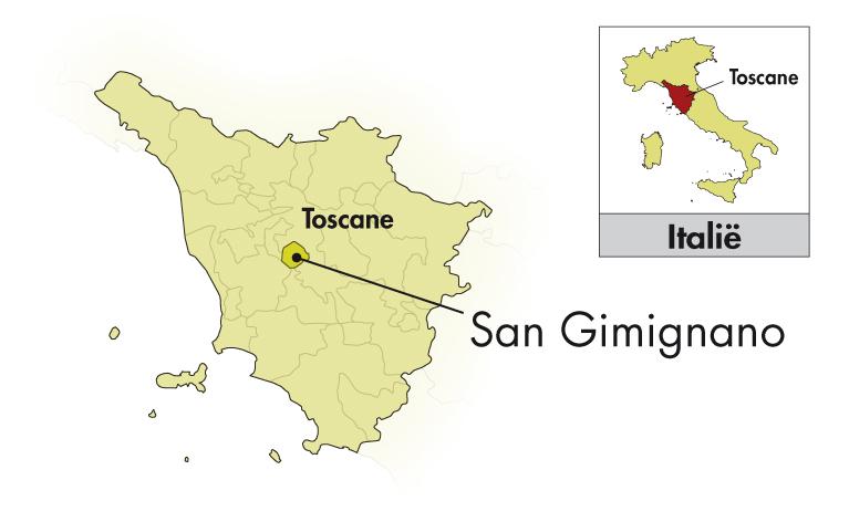 Panizzi Vernaccia di San Gimignano