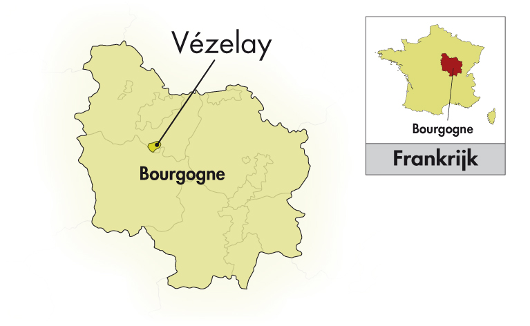 Bourgogne rouge Henri de Vezelay Terroir